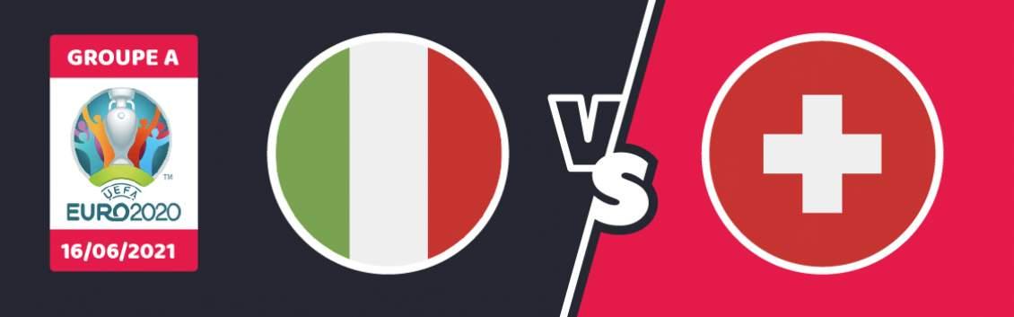 Prono Suisse Italie Mercredi 16 Juin 2021