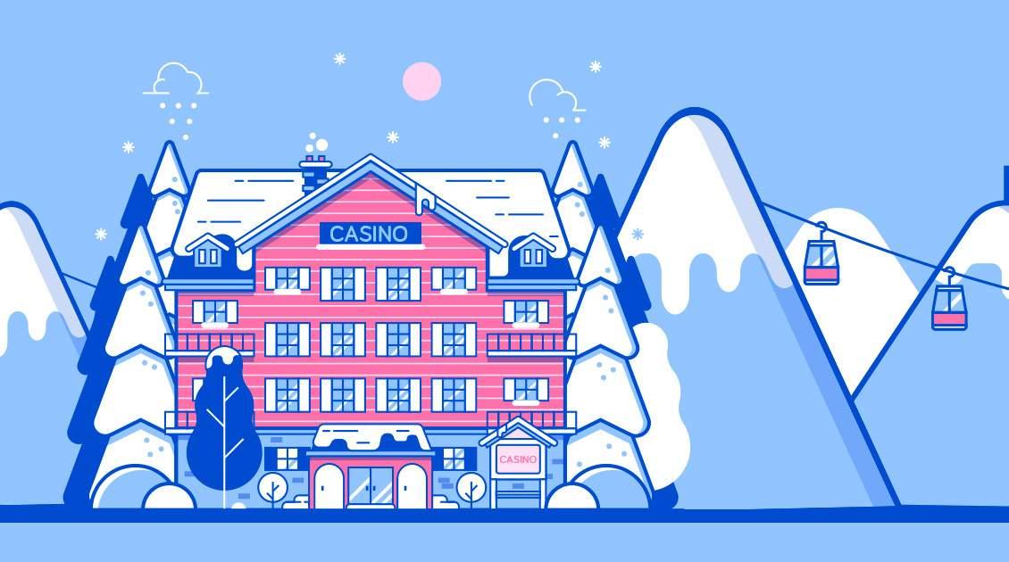 ski casino stations