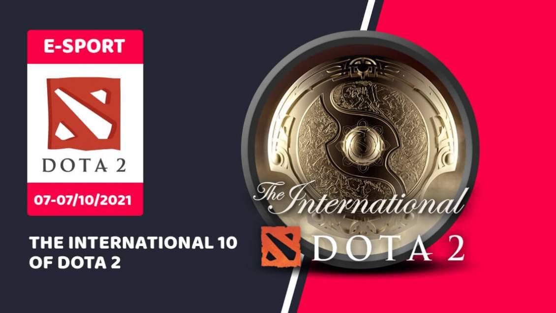 pronostic The International 10 Dota 2