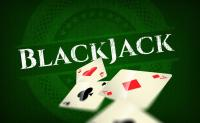 table verte blackjack cartes jetons